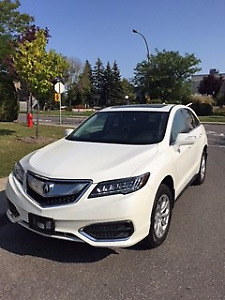 2016 Acura RDX Tech Package SUV, Crossover