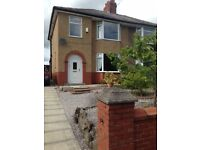3 bed semi-detached house for rent