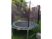 8ft Trampoline with a new Net