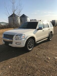2009 Ford Explorer Limited SUV, Crossover