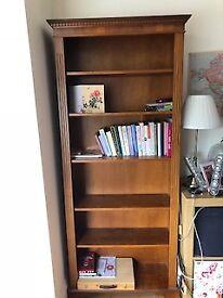 Yew book shelves