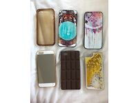 iPhone 5 cases - £1 each or £5 for all