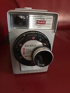 Brownie movie camera