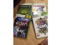 vidoe games xbox 360 bundle