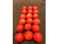 18 cricket wind balls