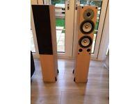 ***A Pair Of Gale 40 series speakers ***