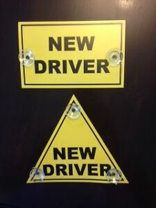 NEW DRIVER SIGN Edmonton Edmonton Area image 3