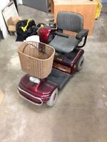 4 Wheeled Shoprider Mobility Scooter