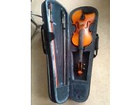 Stringers Edinburgh 4/4 Student Violin Outfit