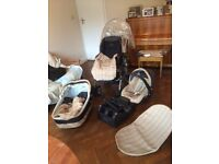 Mamas and Papas MPX Travel System.