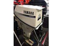 Yamaha 9.9hp 4 stroke engine