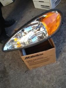 left headlight grand am