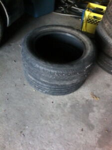 used tires for cars & trucks