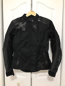 Women's Motorcycle Jacket - Size Small