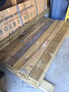 NEW Fence Boards For Sale
