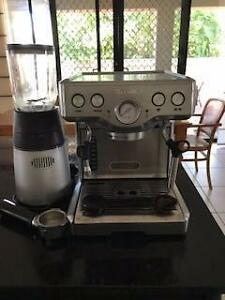 Breville Professional 800 Collection Expresso Machine Mudjimba Maroochydore Area Preview