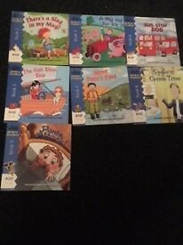 Brand new bundle of children's literacy workbooks