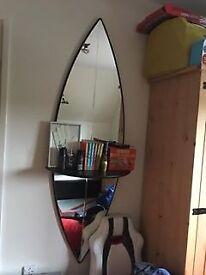 Designer Porada Surf mirror
