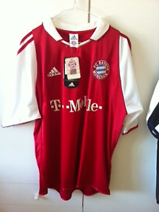 Vintage/NEW with Original Tags Soccer/Football Jerseys