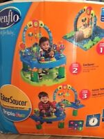 Exersaucer Evenflow 3 Stage