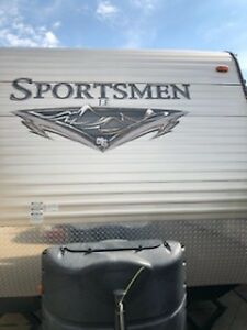 2015 KZ Sportsman 24foot Tag a long Trailer