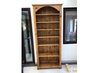 Books Shelf Pine (antique stain)