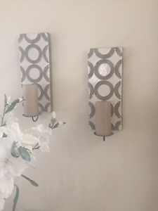 Wall Art, Deco Pieces,, Vases, Flowers, deco plate