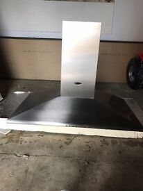 brittania extractor cooker hood( vented)