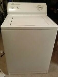 "Kenmore ""Super Capacity"" Washer, white"