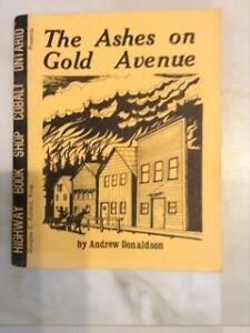 The Ashes on Gold Avenue -- play about Porcupine Camp