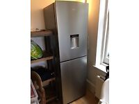 Quick Pick-up BARGAIN Kenwood Inox Fridge Freezer - Stainless Steel 50-50 KNFD55X17