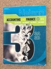 Nelson Accounting and Finance 3AB for WA Morley Bayswater Area Preview