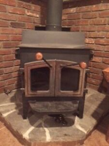 Solid Wood Stove