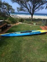 Surf Life Saving Racing Board Palm Beach Gold Coast South Preview