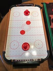 Mini Air Hockey Table (batteries included!)