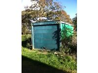 Parceline Container 16ft x 7ft