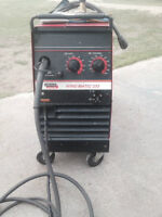 Lincoln Wirematic 255 Mig Welder