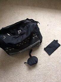 Laessig twin sized changing bag