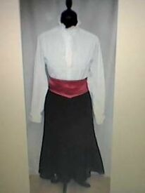 victorian fancy dress costume