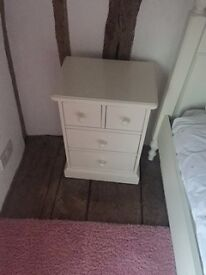Pair of Belle Maison Cheeky Charlie bedside tables