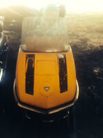 Two 1972 skidoos for sale