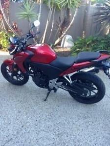Honda CB500 LAMS Approved Biggera Waters Gold Coast City Preview