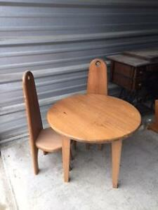 childu0027s wooden table and chairs - Toddler Wooden Table And Chairs