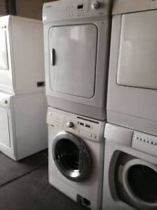 samsung white apartment size dryer