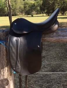 2 Collegiate dressage saddles for sale Tallegalla Ipswich City Preview