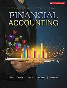 Used - Financial Accounting Textbook- Robert Libby 6th Edition