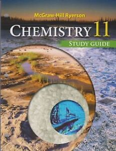 Chemistry 11 & 12-McGraw Hill Ryerson Study Guide