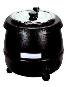 Electric Soup Kettle Warmer 10L New