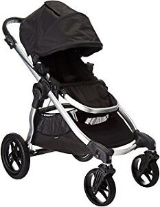Baby Jogger City Select, cup holder, carseat adapter