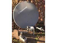 Grey Technomate Satellite